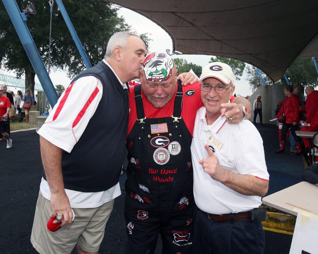 Bud, Mike and Big Dawg