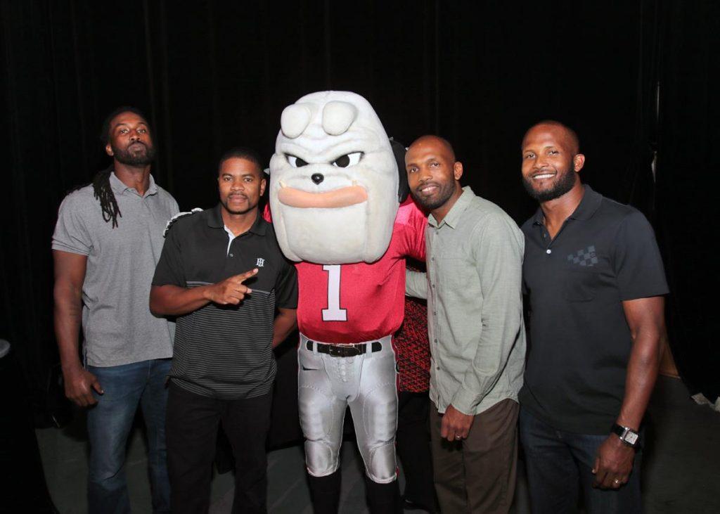 GA-FL Champ Bailey and brothers